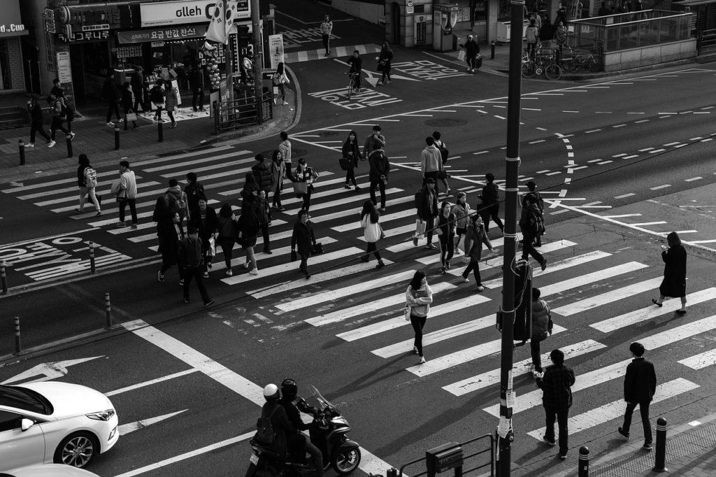 Fußgängerüberweg überfahren Fußgänger gefährdet was blüht als Strafe?